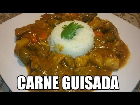 Carne Guisada/Puerto Rican Beef Stew Recipe | Episode 112