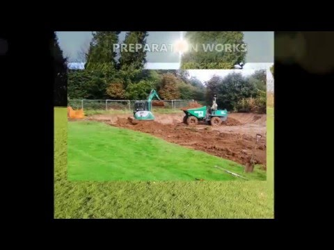 Cardiff Artificial Grass Cricket Training Wickets with Nets