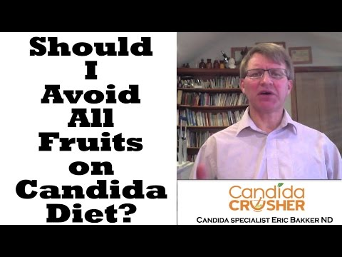 Should I Avoid All Fruits On Candida Diet?