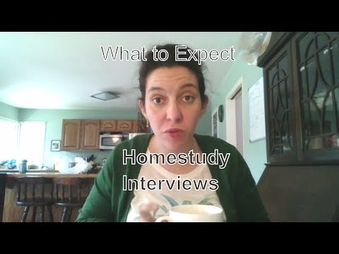 What to Expect: Second (Individual) Foster Care / Adoption Homestudy Interview