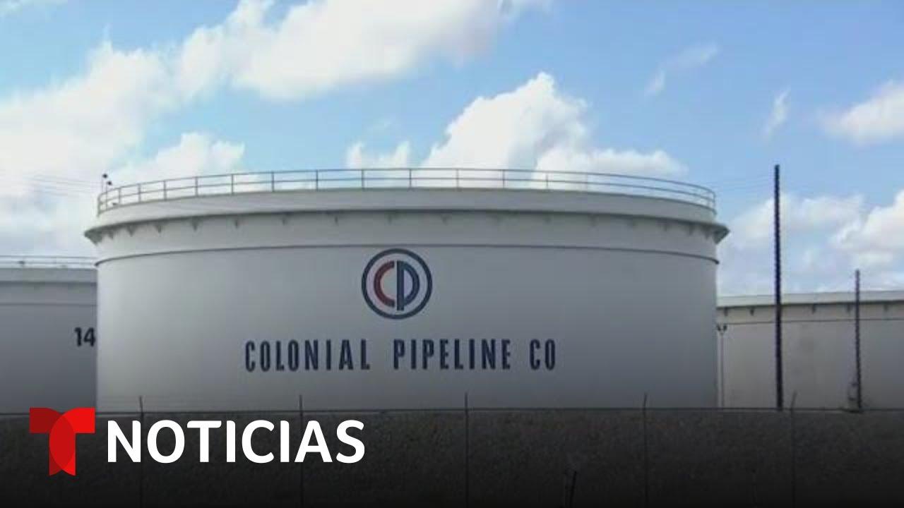 Temen que se dispare el precio de la gasolina por el ciberataque contra un oleoducto clave del país