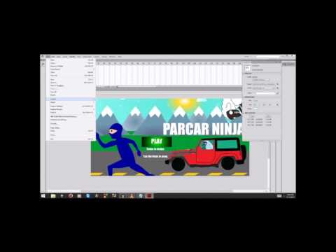2016: Adobe Flash Admob Tutorial:How to make Android apps using Adobe Air and Flash CS6