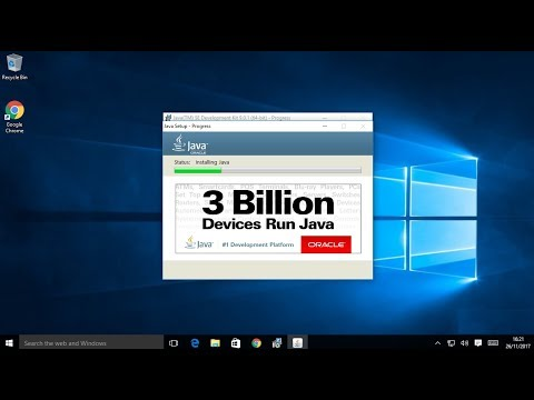 How to install Java JDK 9 on Windows 10 ( with JAVA_HOME )