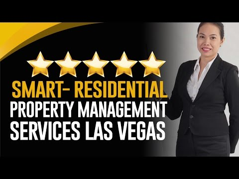 SMART - Residential Property Management Services Las Vegas NV Reviews - (702) 750-9725