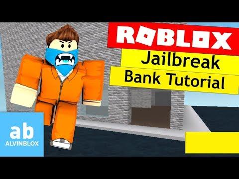 Roblox Jailbreak Bank Tutorial - Make A Robbable Bank