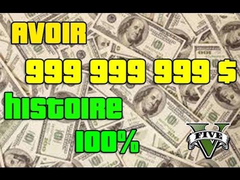 TUTO: Hack GTA 5  Avoir 999 999 999$ & le jeu fini à 100% PS3