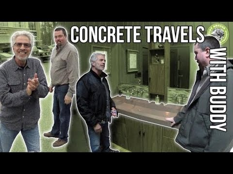 Concrete Travels with Buddy - Episode 8 - Buddy in PA