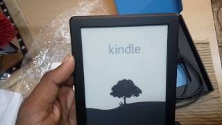 🇮🇳(India)🇮🇳 Unboxing the Amazon Kindle e-reader Basic 📱📖 version 8 (Touch Screen)