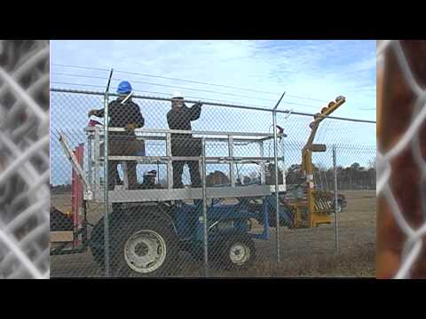 Provide incentives when using equipment like the Barbed Wire Dispenser