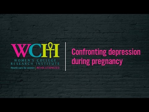 Confronting Depression During Pregnancy