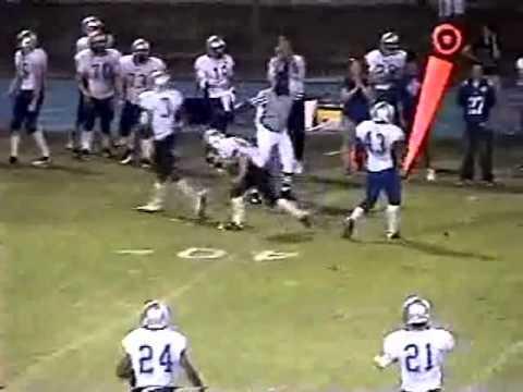 Kameron Mitchell: Football Highlights Belleview High school, FL