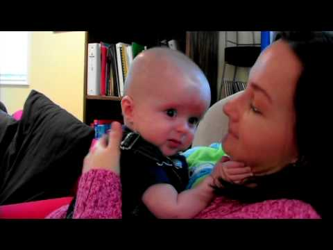 Infant Baby Care Tips : How to Calm a Colicky Baby