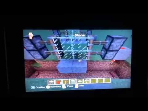 Minecraft (Xbox 360) Sliding Doors