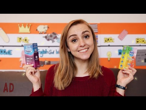 The History of Condoms in 60 Seconds   Hannah Witton   ad