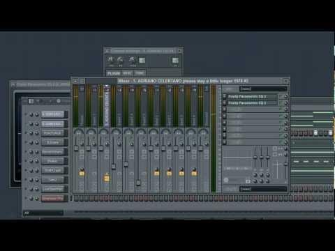 FL Studio Tutorial - Just Blaze Sample Bassline