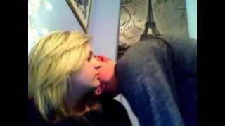 me and my boyfriend. (: