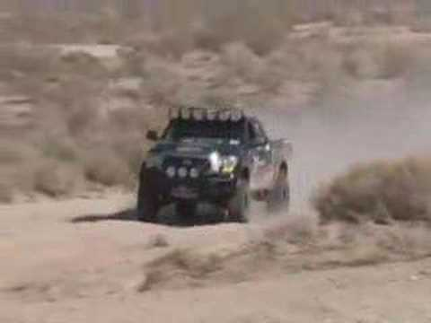 Camburg Racing Testing the Toyota Tundra race truck for the baja 1000