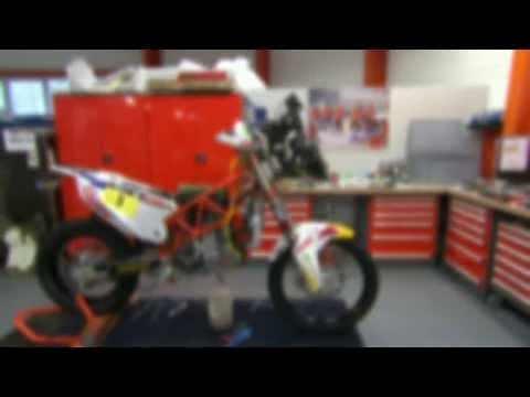 Red Bull KTM Racing's Dakar Rally Team Build-Up.