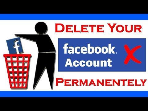 How to Delete Facebook Account | Delete  Your Facebook Account Permanently