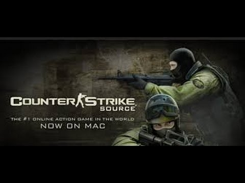 Counter Strike Source Mac OS fix (Game crash and Server)