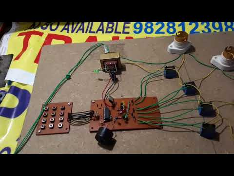 Password Based Circuit Breakers to Ensure Electric Line man's safety
