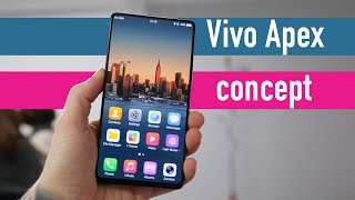 Vivo Apex hands-on: The all screen concept smartphone