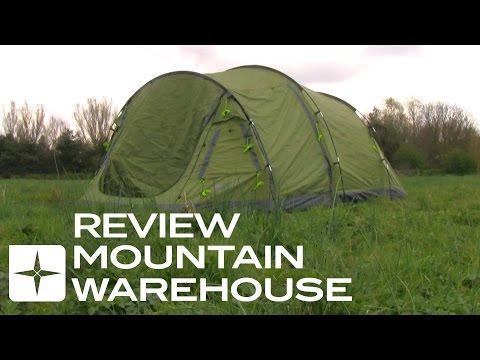 Coniston 4 Person Tent Review