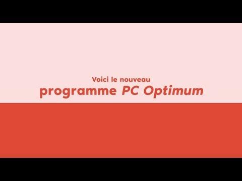 Le programme PC Optimum est arrivé. Voici comment il fonctionne
