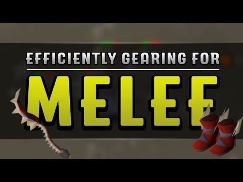 Guidelines for Efficiently Gearing for Melee - From Cheap Gear to Best in Slot (OSRS)