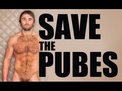 STOP SHAVING YOUR PUBES! - WHAT DO YOU THINK?!