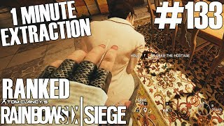 Rainbow Six Siege: Ranked - 60 Second Hostage Extraction