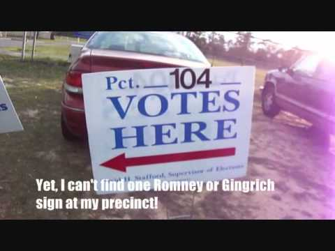 Republican Primary Florida Jan 31, 2012