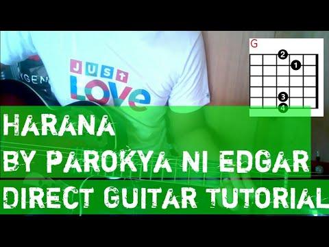 Harana Guitar Tutorial Chords by Parokya ni Edgar - Direct Guitar ...