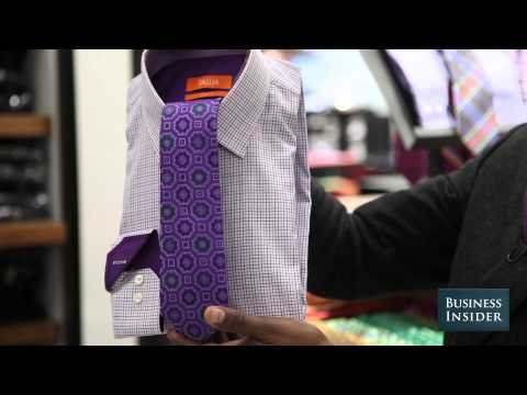 How To Choose The Perfect Tie