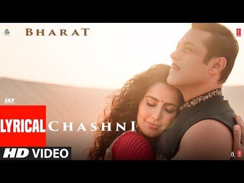 Xxx Mp4 Lyrical Chashni Song Bharat Salman Khan Katrina Kaif Vishal Amp Shekhar Ft Abhijeet Srivastava 3gp Sex