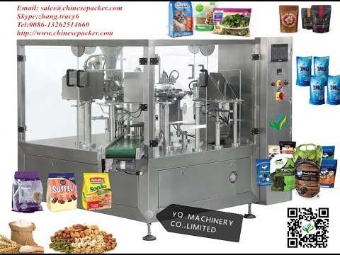 menu parameter and password setting for preformed bag pouch packaging machines best factories
