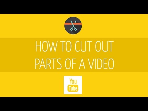 How to Split Videos and Cut Out Unwanted Parts?