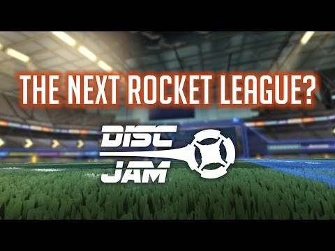 THE NEXT ROCKET LEAGUE? | Disc Jam PS4 Beta Gameplay
