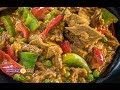 Spicy Calderetang Kambing with Peanut Butter
