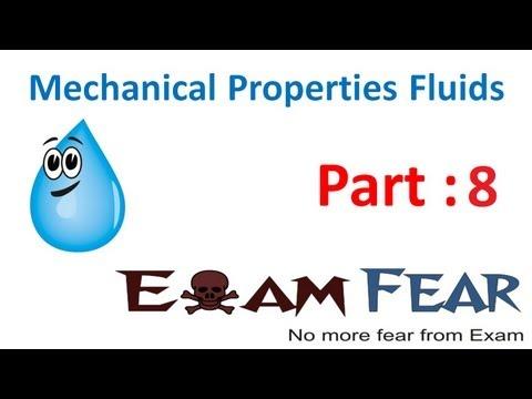 Physics Mechanical properties of Fluids mechanics part 8 (Gauge Pressure) CBSE class 11