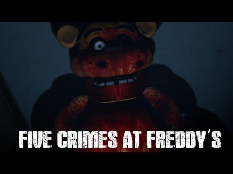 Five Crimes at Freddy's [SFM]