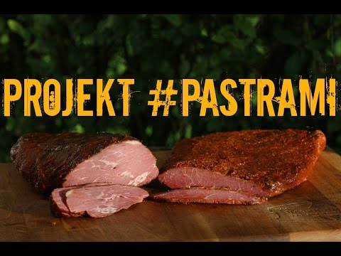 Anleitung: Pastrami aus Rinderbrust und Tafelspitz selber machen - Rezept