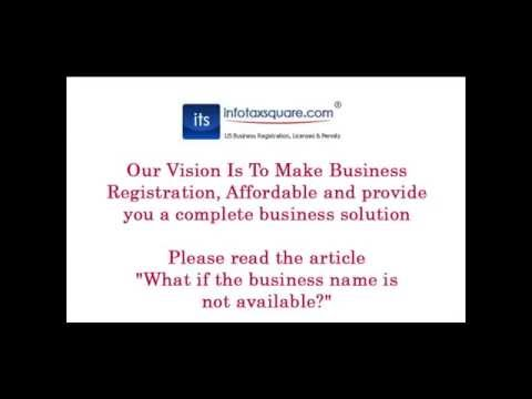 What if the business name is not available?