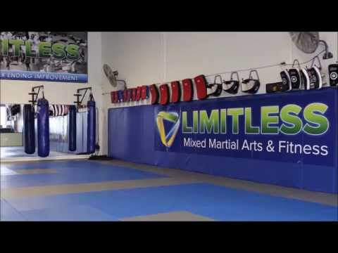 Troy Skidmore - Limitless Mixed Martial Arts and Fitness Tour