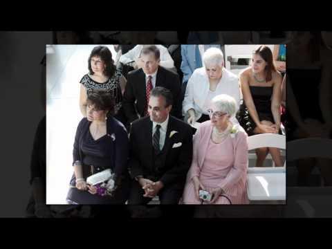 The wedding of Jamael and Nick Szucs