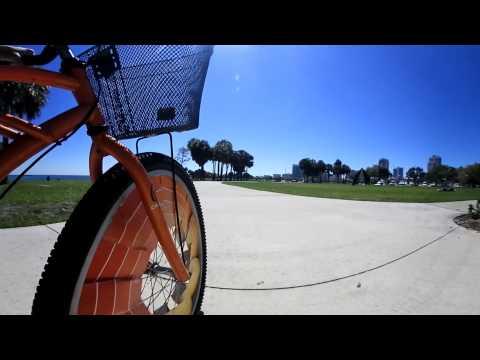 Color Wheel Bike Hack in 360°