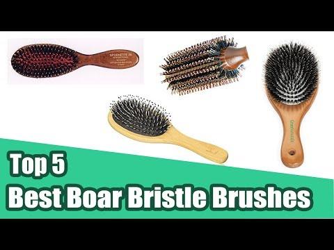 Top 5 Best Boar Bristle Brushes Reviews 2017