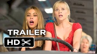 Hot Pursuit Official Trailer #1 (2015) - Sofia Vergara, Reese Witherspoon Movie HD