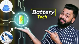 This Is The Future Of Smartphone Batteries 🔋⚡🔋⚡🔋 Upcoming Battery Tech