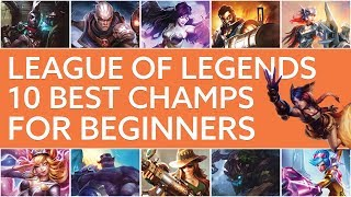 the best league of legends champions for beginners pcgamesn - 320×180